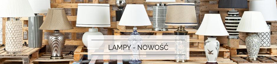 Lampy ceramiczne