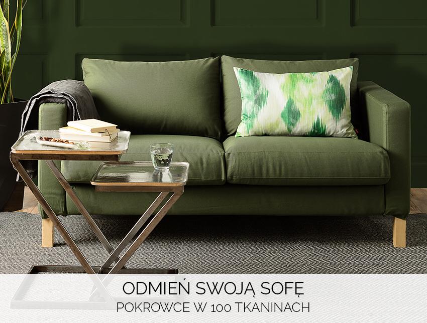 Odmień swoją sofę