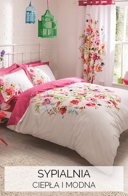Sypialnia ciepła i modna