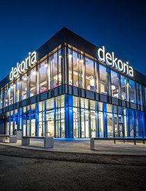 Odwiedź sklep stacjonarny Dekoria w Świdnicy