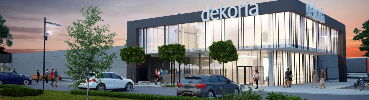 Nowy sklep Dekoria Świdnica