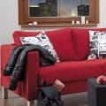 Pokrowiec na             sofę Karlstad z  IKEA, kolekcja Paloma
