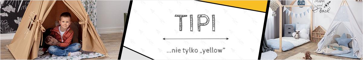 Tipi Yellow Tipi